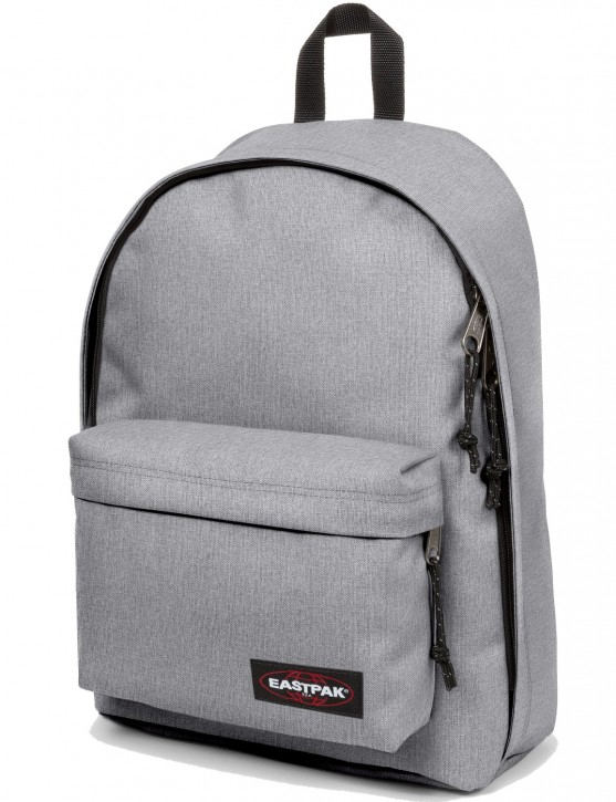 Eastpak Rucksack »Out of Office« mit Laptopfach Sunday Grey Grau