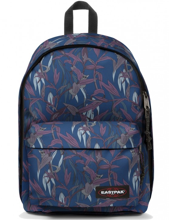 Eastpak Rucksack »Out of Office« mit Laptopfach Wild Blue