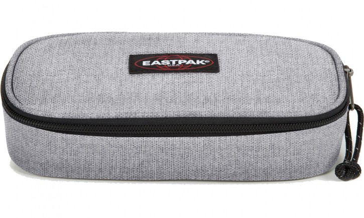 Eastpak Schlampermäppchen »Oval« Sunday Grey Grau