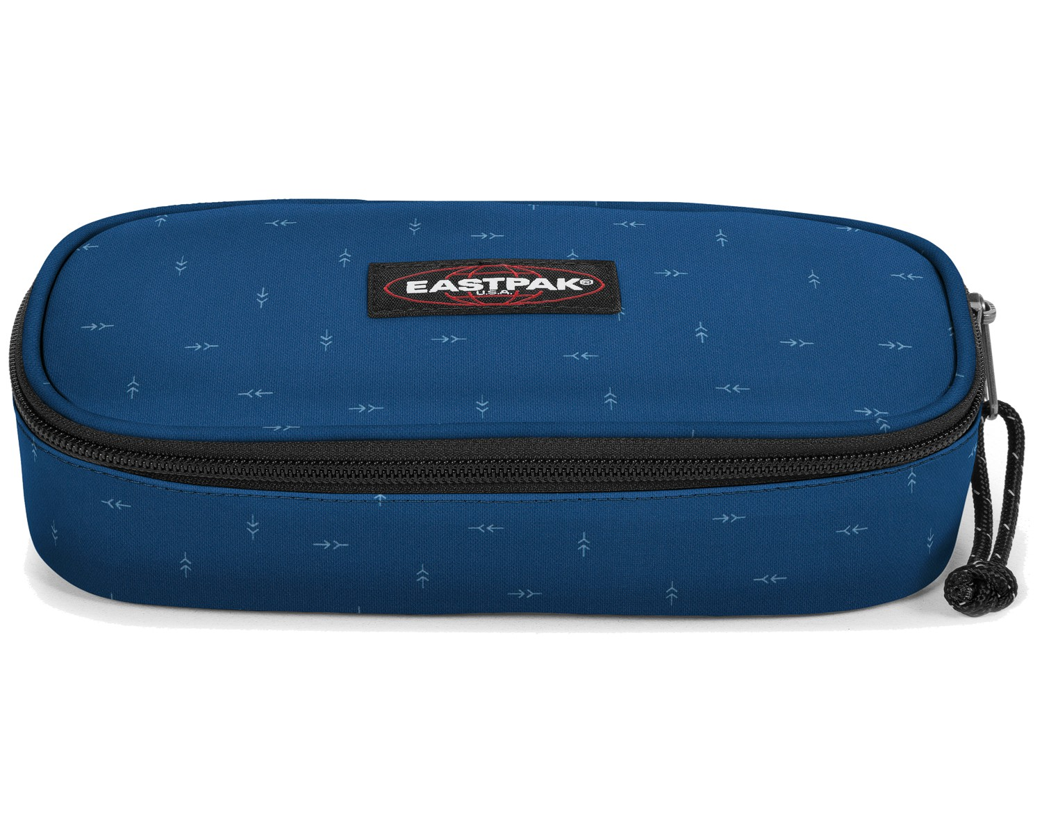 Eastpak Schlampermäppchen »Oval« Tribe Arrows Blau