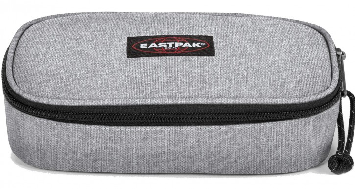 Eastpak Schlampermäppchen »Oval« XL« Sunday Grey Grau