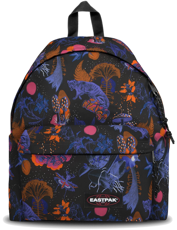 Eastpak Rucksack »Padded Pak'r« Bozoo Purple Dschungel Print
