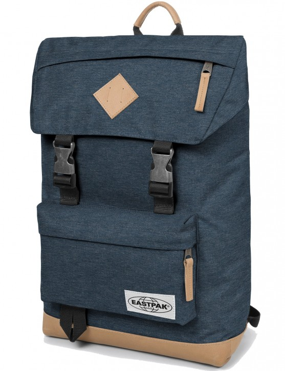 Eastpak Rucksack »Rowlo« mit Laptopfach Into Navy Yarn