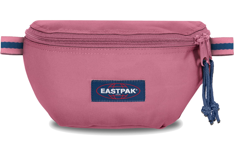 Eastpak Bauchtasche »Springer« Blakout Salty / Rosa Blau