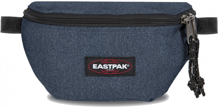 Eastpak Bauchtasche »Springer« Double Denim Jeans Blau