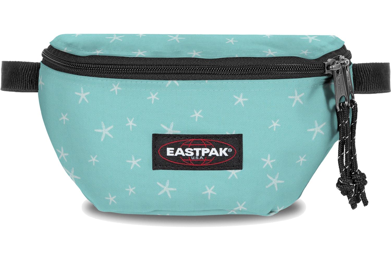 Eastpak Bauchtasche »Springer« Seaside Stars / Blau Seestern