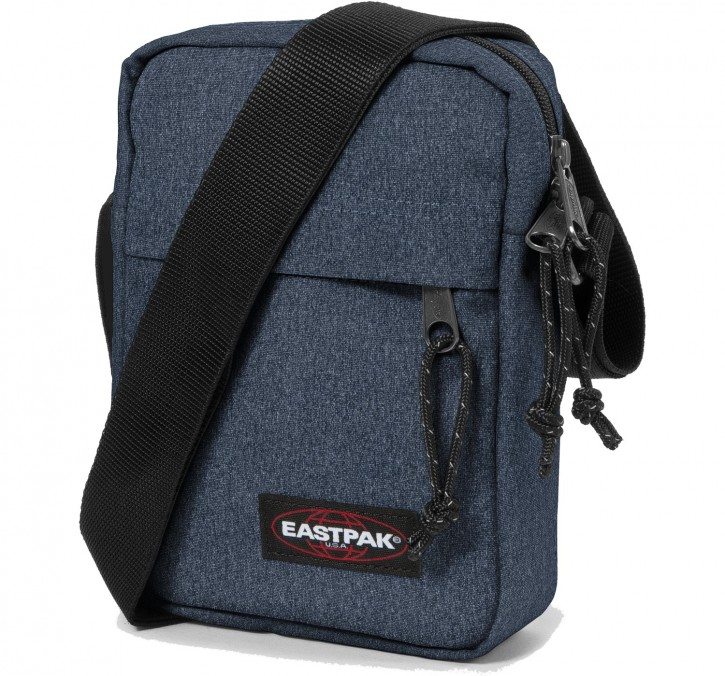 Eastpak Schulter- Umhängetasche »The One« Double Denim Jeans Blau