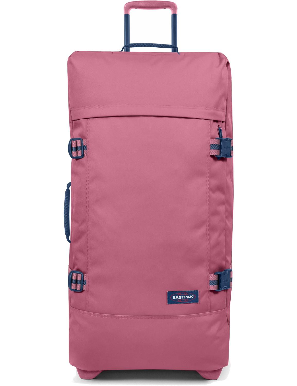 Eastpak Trolley Koffer »Tranverz L« mit TSA Schloss Blakout Salty / Rosa Blau