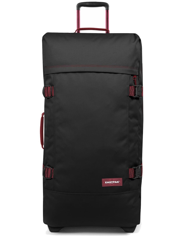 Eastpak Trolley Koffer »Tranverz L« Blakout Stripe Red Schwarz