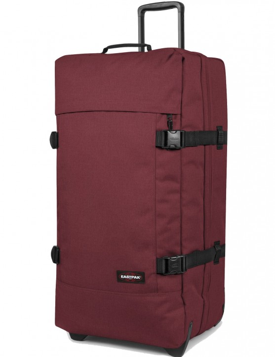 Eastpak Trolley Koffer »Tranverz L« mit TSA Schloss Crafty Wine