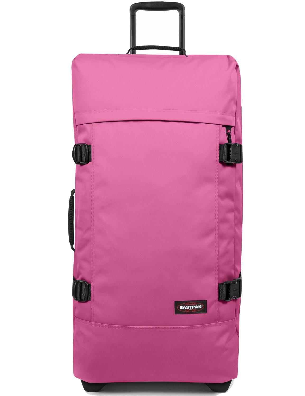 Eastpak Trolley Koffer »Tranverz L« mit TSA Schloss Frisky Pink