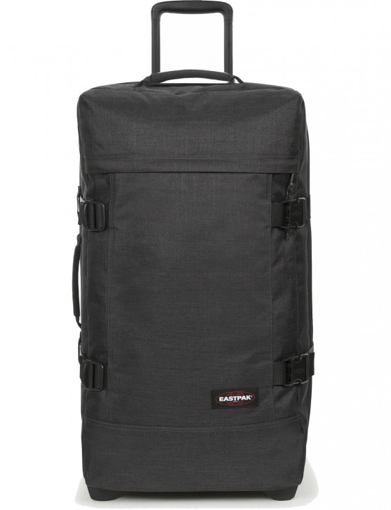 Eastpak Trolley Koffer »Tranverz L« mit TSA Schloss Loud Black