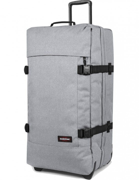 Eastpak Trolley Koffer »Tranverz L« mit TSA Schloss Sunday Grey Grau