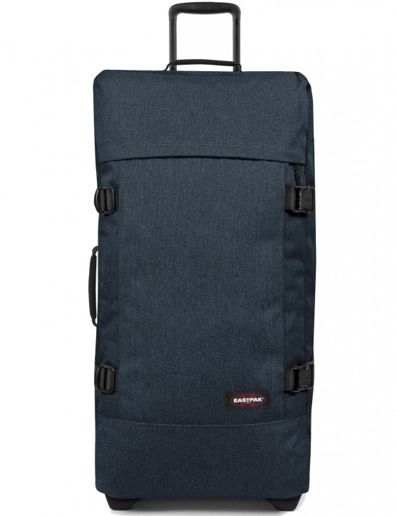 Eastpak Trolley Koffer »Tranverz L« mit TSA Schloss Triple Denim