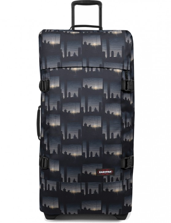 Eastpak Trolley Koffer »Tranverz L« mit TSA Schloss Upper East Stripe
