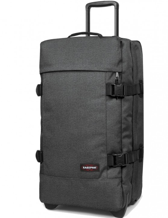 Eastpak Trolley Koffer »Tranverz M« mit TSA Schloss Black Denim