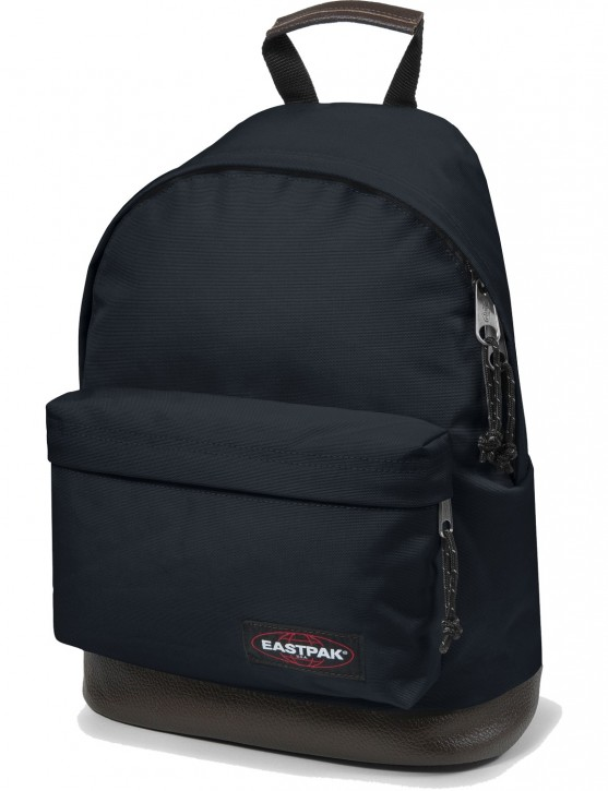 Eastpak Rucksack »Wyoming« mit Lederboden Cloud Navy
