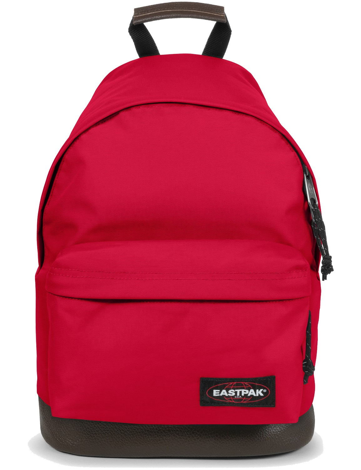 Eastpak Rucksack mit Lederboden »Wyoming« Sailor Red Rot