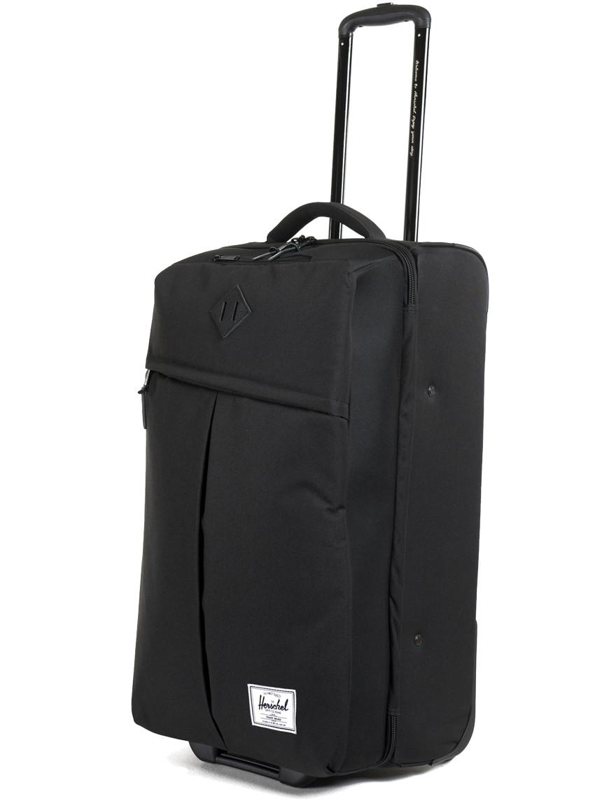 Herschel Trolley Koffer »Parcel« 118l Black Schwarz