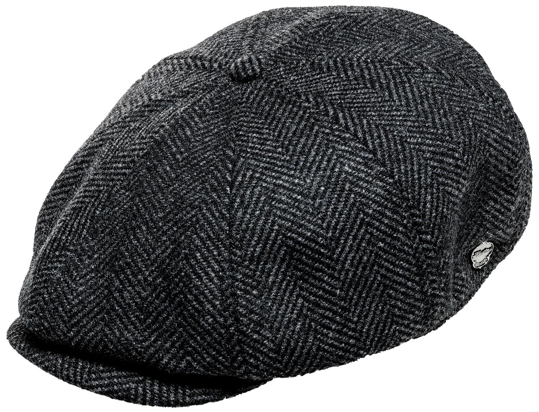 Mütze Schiebermütze Herren Damen Schirmmütze Edel & Elegant »Finjo«