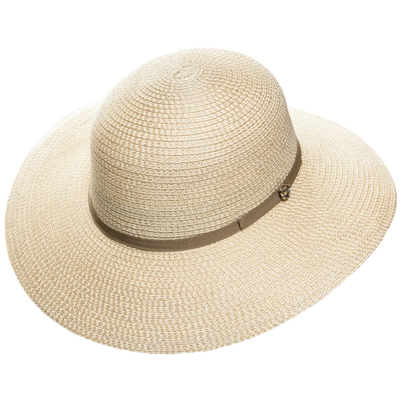 Strohhut Beach Havanna Bogart Damen Edel & Elegant »Kalea« One Size