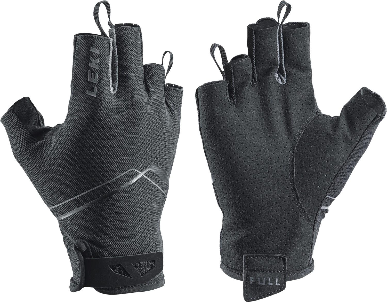 LEKI Handschuhe »Multi Breeze Short« Schwarz