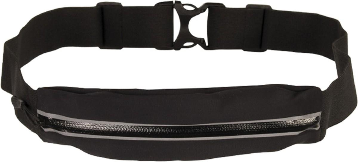 Mil-Tec Geldgürtel Money Belt Lycra® Schwarz