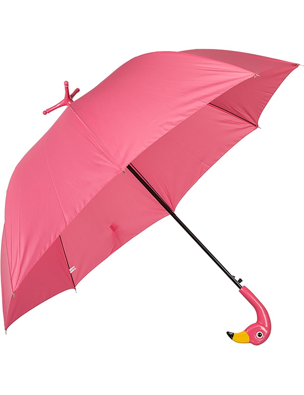 Regenschirm »Flamingo« mit Standfuß Ø ca.96 cm