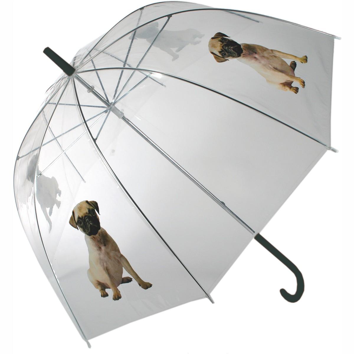Regenschirm »Mops« Ø ca.85 cm