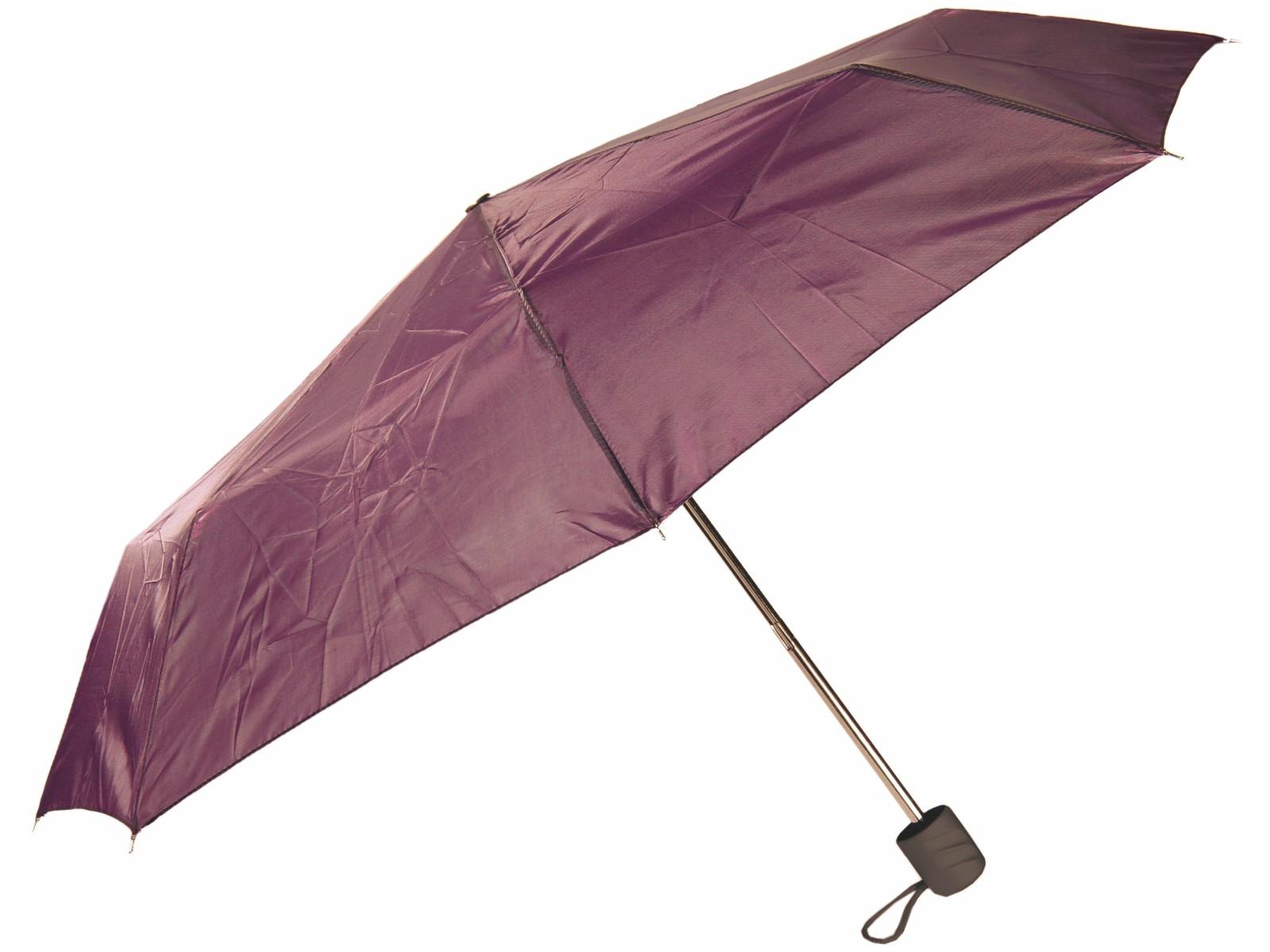 Taschen-Regenschirm Bordeaux