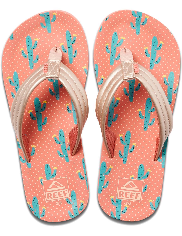 REEF Girls Kinder-Sandalen Sandels »AHI« Cactus