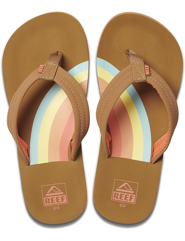 REEF Girls Kinder-Sandalen Sandels »AHI« Rainbow