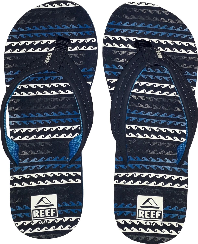 REEF Boys Kinder-Sandalen Sandels »LITTLE KIDS AHI« Water Blue