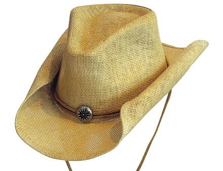 Scippis Strohhut Westernhut Cowboyhut »SUNNY« Beige