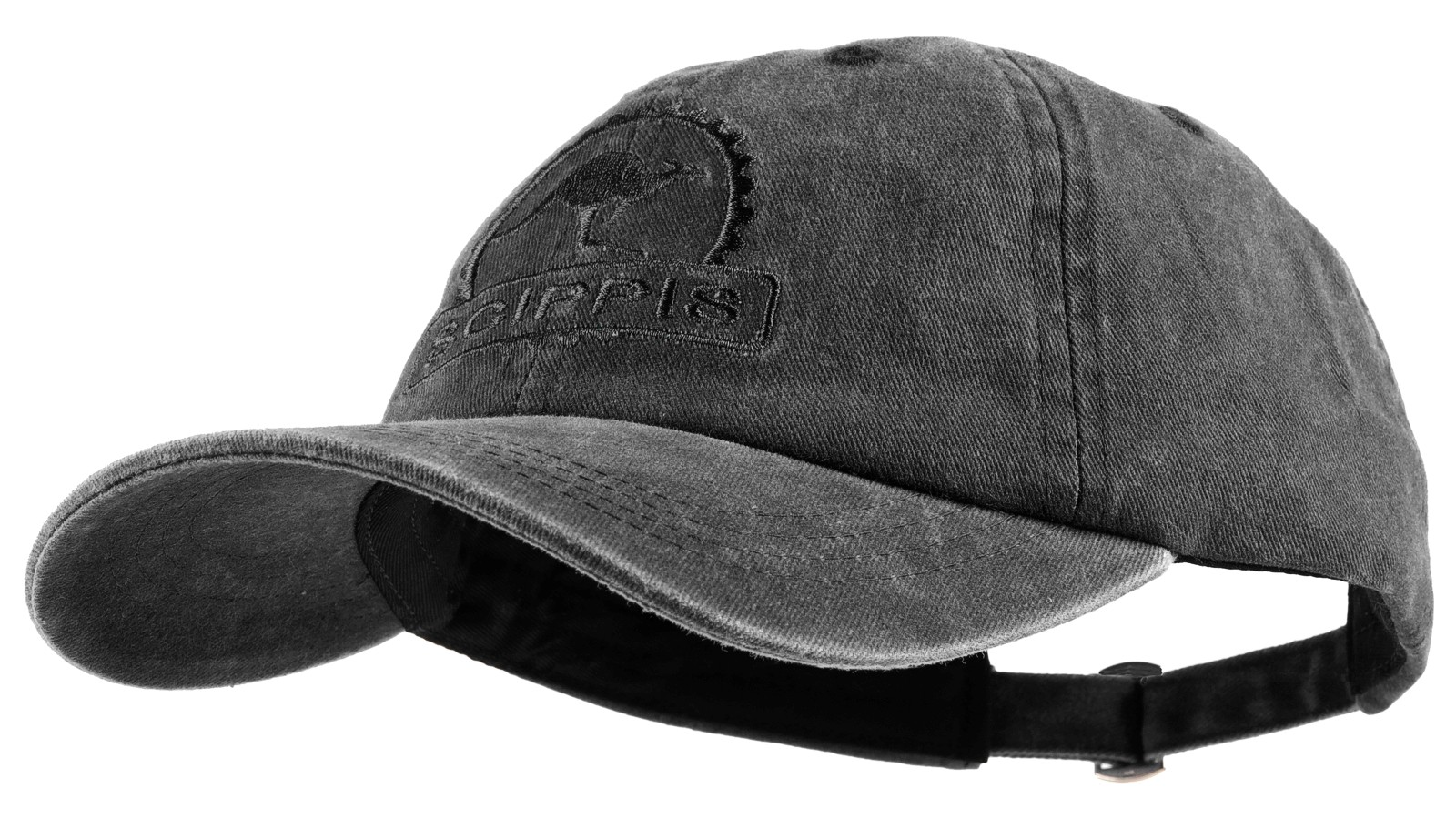 Scippis Baseball-Cap »Scippis Känguru« Schwarz