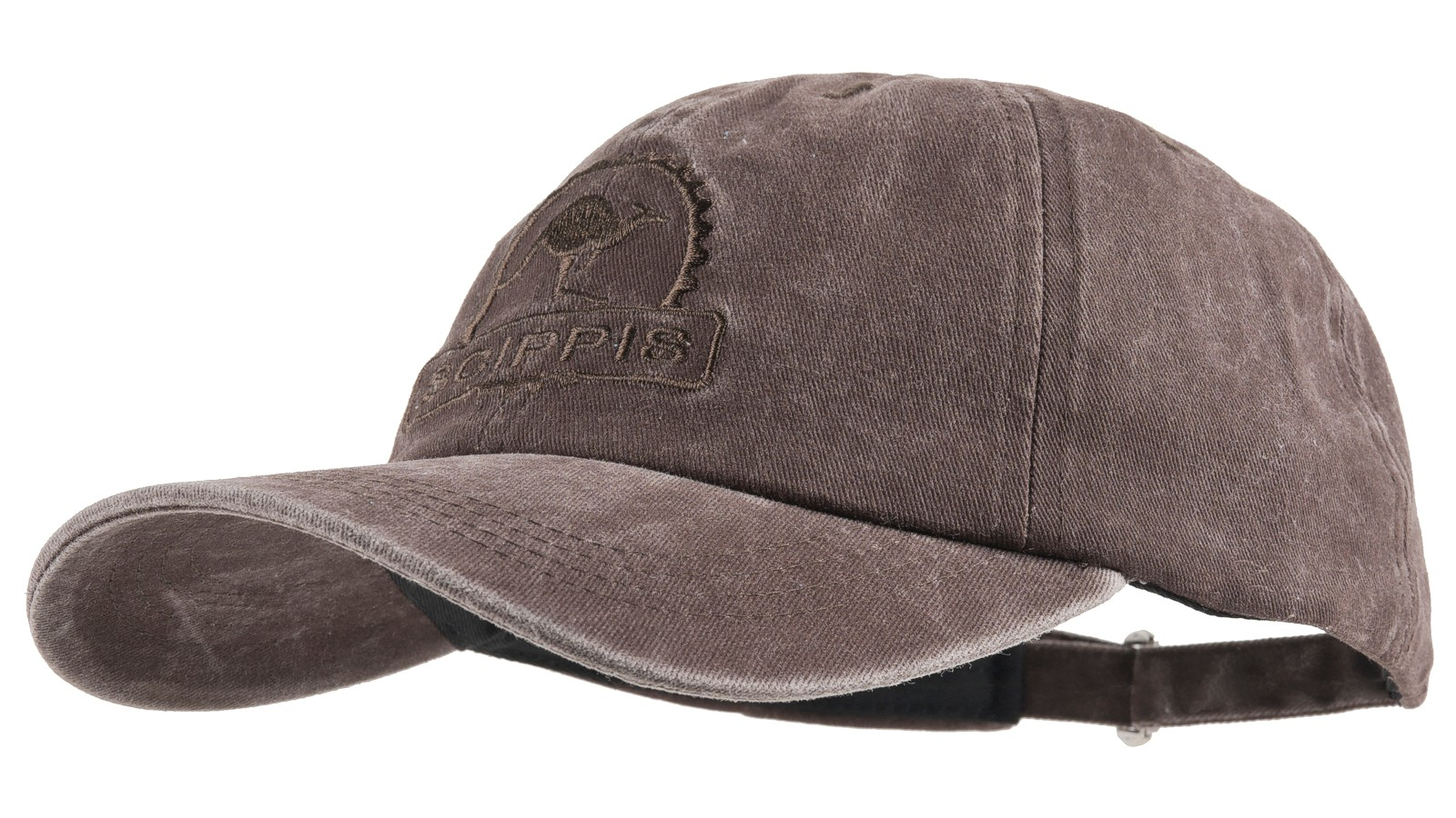 Scippis Baseball-Cap »Scippis Känguru« Braun
