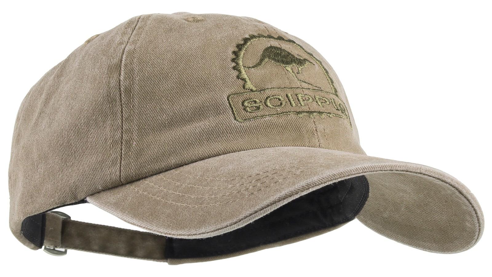 Scippis Baseball-Cap »Scippis Känguru« Khaki