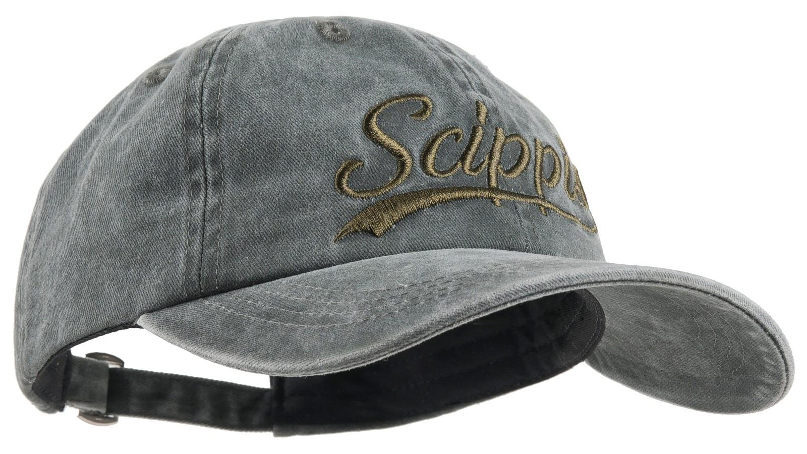 Scippis Baseball-Cap »Scippis Schriftzug« Oliv