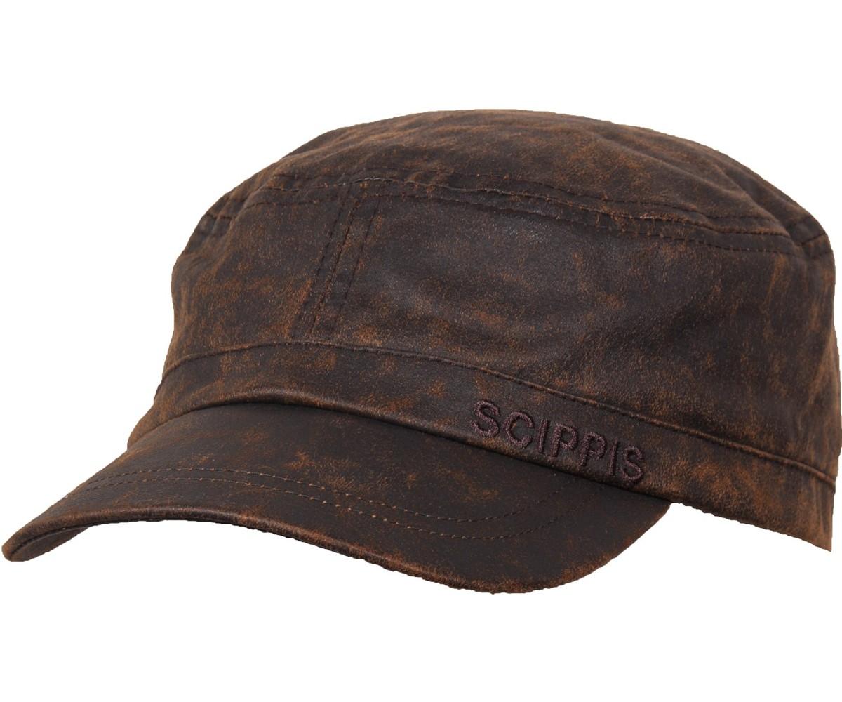 Scippis Field Cap One-Size Braun