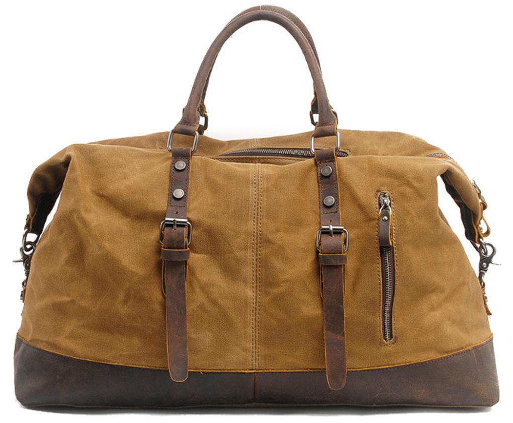 Scippis Reisetasche Traveller-Bag »Kensington« Khaki