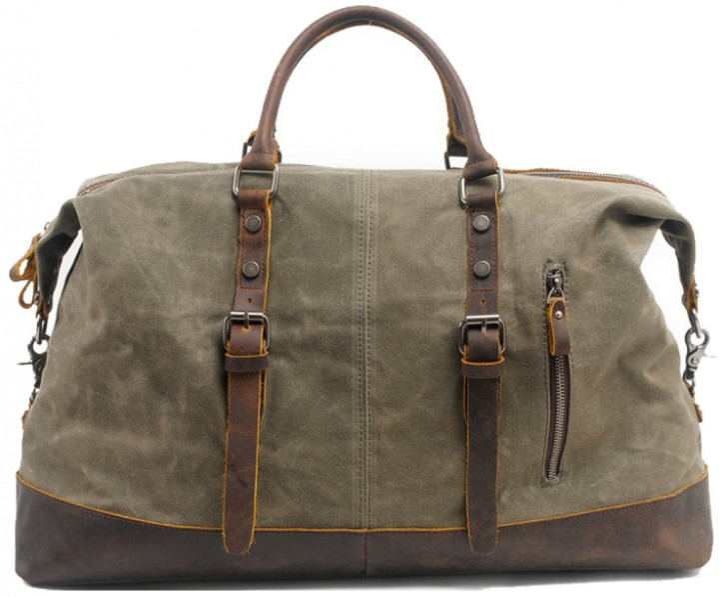 Scippis Reisetasche Traveller-Bag »Kensington« Olive