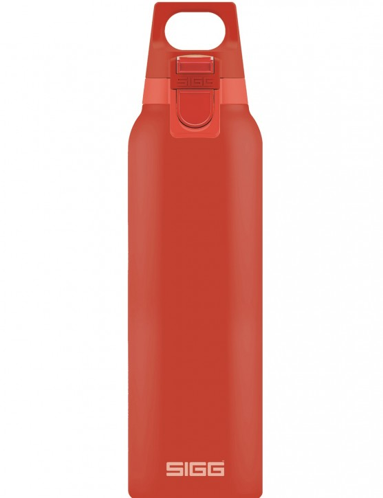 SIGG »Hot & Cold« Thermosflasche Isolierflasche 0.5 L ONE Scarlet / Rot