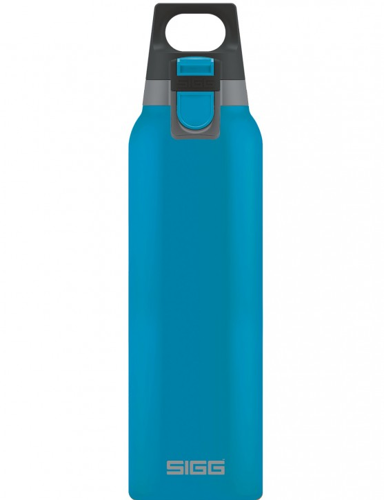SIGG »Hot & Cold« Thermosflasche Isolierflasche 0.5 L ONE Aqua / Blau