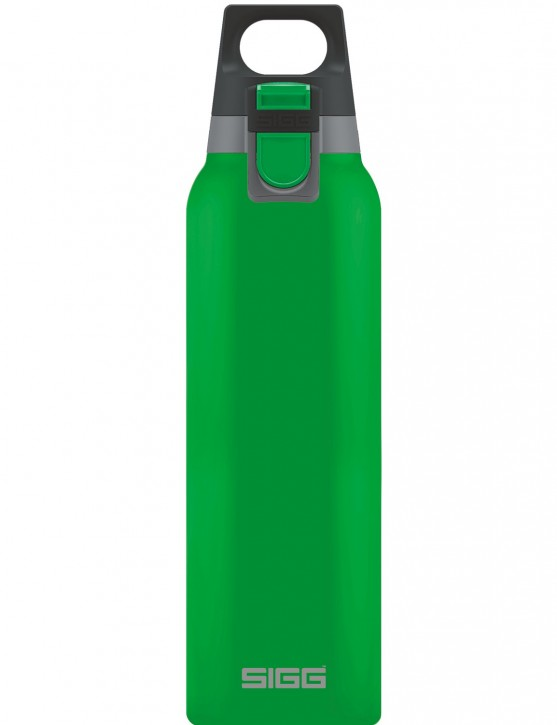 SIGG »Hot & Cold« Thermosflasche Isolierflasche 0.5 L ONE Green / Grün