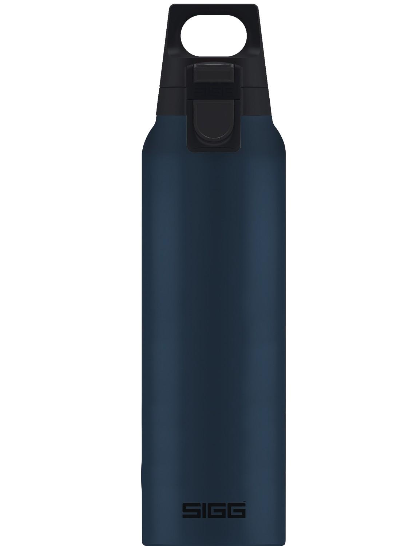 SIGG »Hot & Cold« Thermosflasche Isolierflasche 0.5 L ONE Dark / Dunkelblau