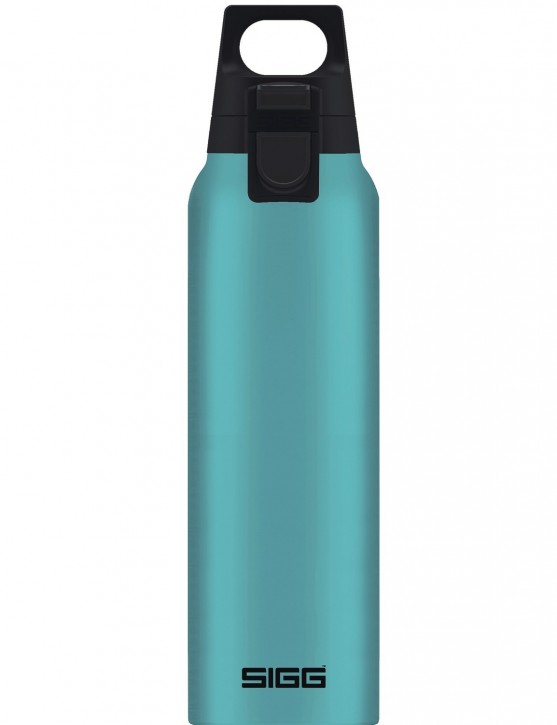 SIGG »Hot & Cold« Thermosflasche Isolierflasche 0.5 L ONE Denim