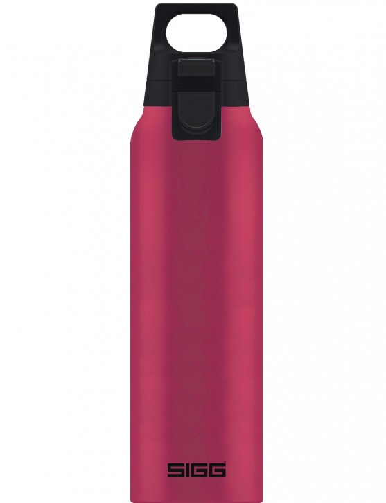 SIGG »Hot & Cold« Thermosflasche Isolierflasche 0.5 L ONE Deep Magenta