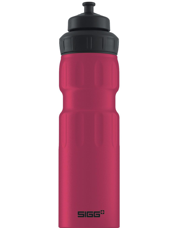 SIGG ALU Trinkflasche 0.75 l WMB »Sports« Deep Magenta