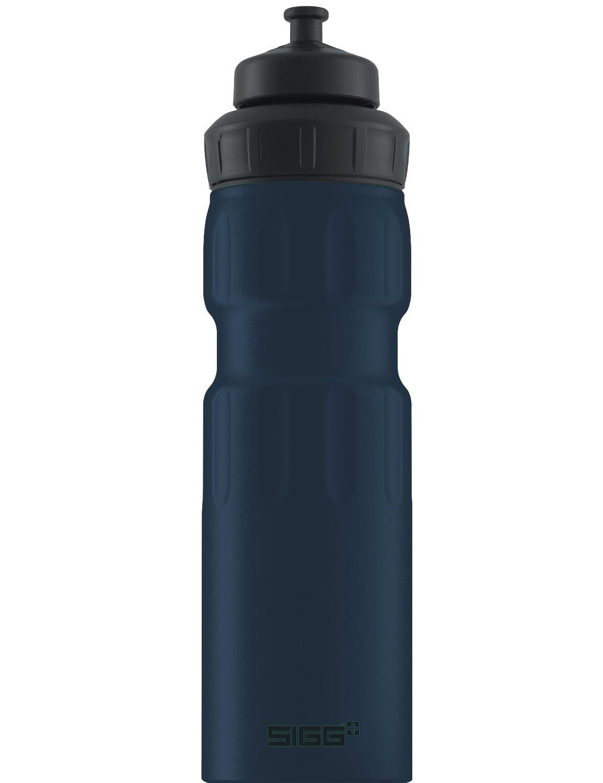 SIGG ALU Trinkflasche 0.75 l WMB »Sports« Dark Nachtblau