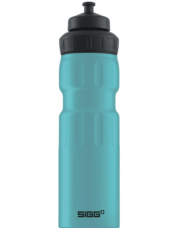 SIGG ALU Trinkflasche 0.75 l WMB »Sports« Denim Hellblau